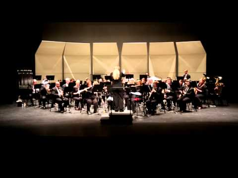 Golden West College Symphonic Band Spring Concert-5/19/2015
