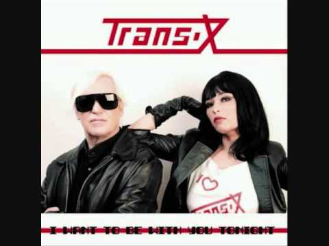 TransX  I Want To Be With You Tonight from HiNrg EP 2011