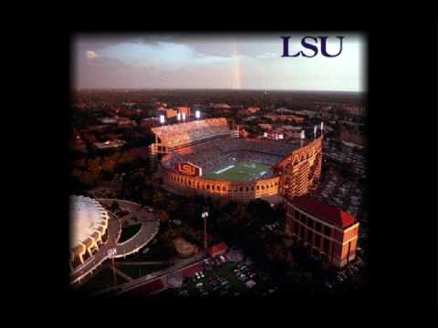 LSU Hey Fightin Tigers
