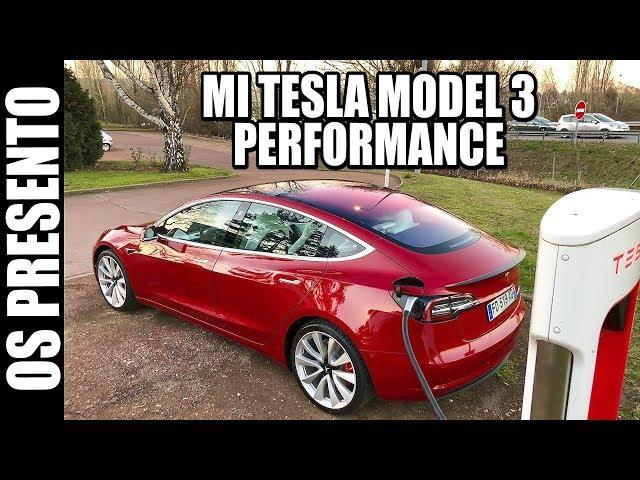 Me he comprado un Tesla Model 3 Performance