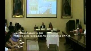 Décima sesión del Seminario Permanente Centro Histórico de la Ciudad de México,