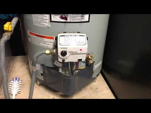 Water Heater Pilot Keeps Goong out - CLEAN THE FILTER GRATE!