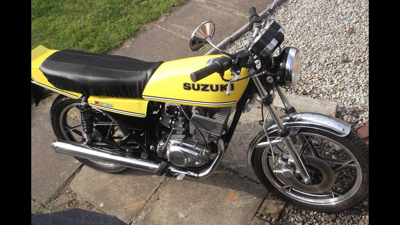 Suzuki  Stroke