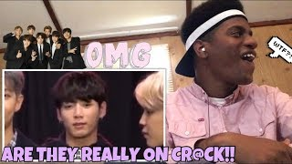 bts in america in a nutshell PT 2 (CRACK) Reaction
