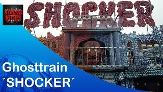 Shocker Eckl Onride, München Oktoberfest Germany