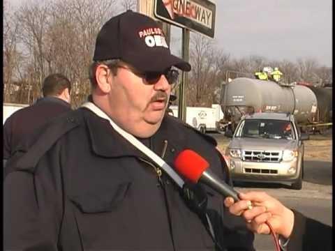 Eye on Paulsboro Train old show- derailment/ chemical spill information