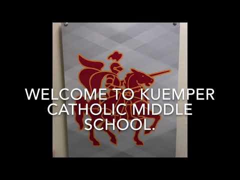 Kuemper Catholic Middle School