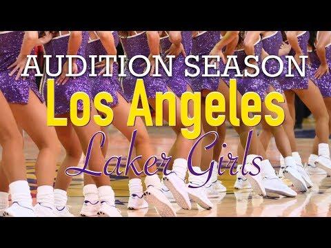AUDITION SEASON | LOS ANGELES LAKER GIRLS | Jaclyn Villaseñor