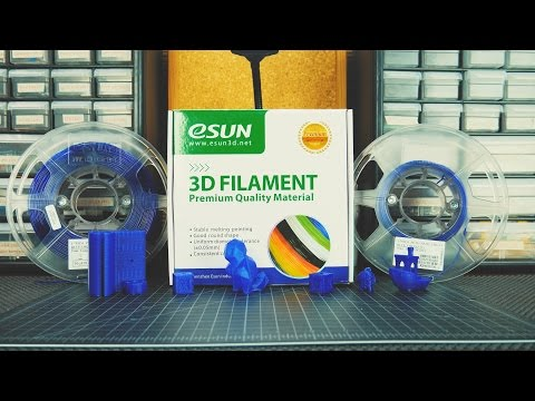 📋✅eSUN PETG - Filament Review