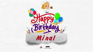 Happy Birthday Minal