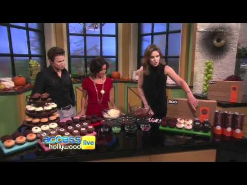 Sprinkles Founder Candace Nelson Bakes Halloween Cupcakes On