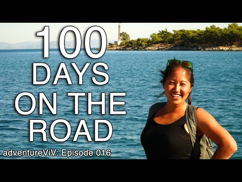 100 DAYS ON THE ROAD in 4K | Travel with us through Italy, Greece, Cambodia, Vietnam & Thailand