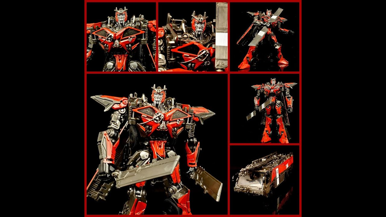 Studio Series Sentinel Prime Review By Deluxe Baldwin