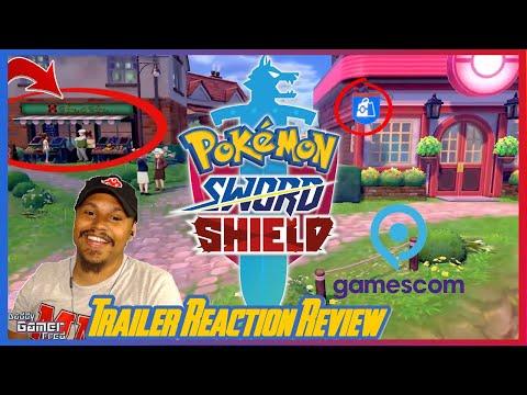 pokémon-sword-and-pokémon-shield-gamescom-2019-trailer-reaction-review