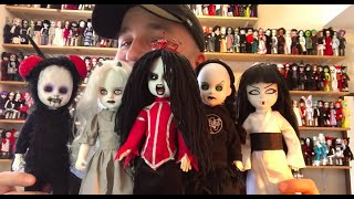 Living Dead Dolls Series 24 Review (missing but now found)