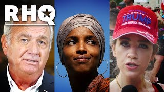 MAGA Candidates THREATEN Ilhan Omar For Cash