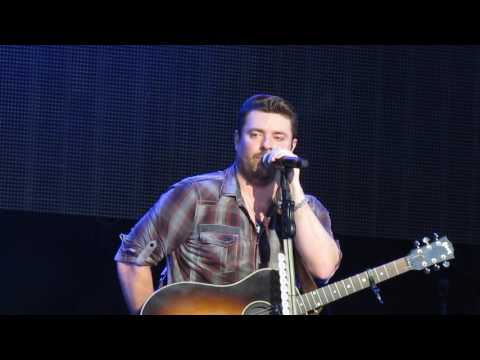 Chris Young Lonely Eyes Klipsch Center 7-30-16