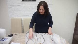 Ламбрекен для штор своими руками в домашних условиях