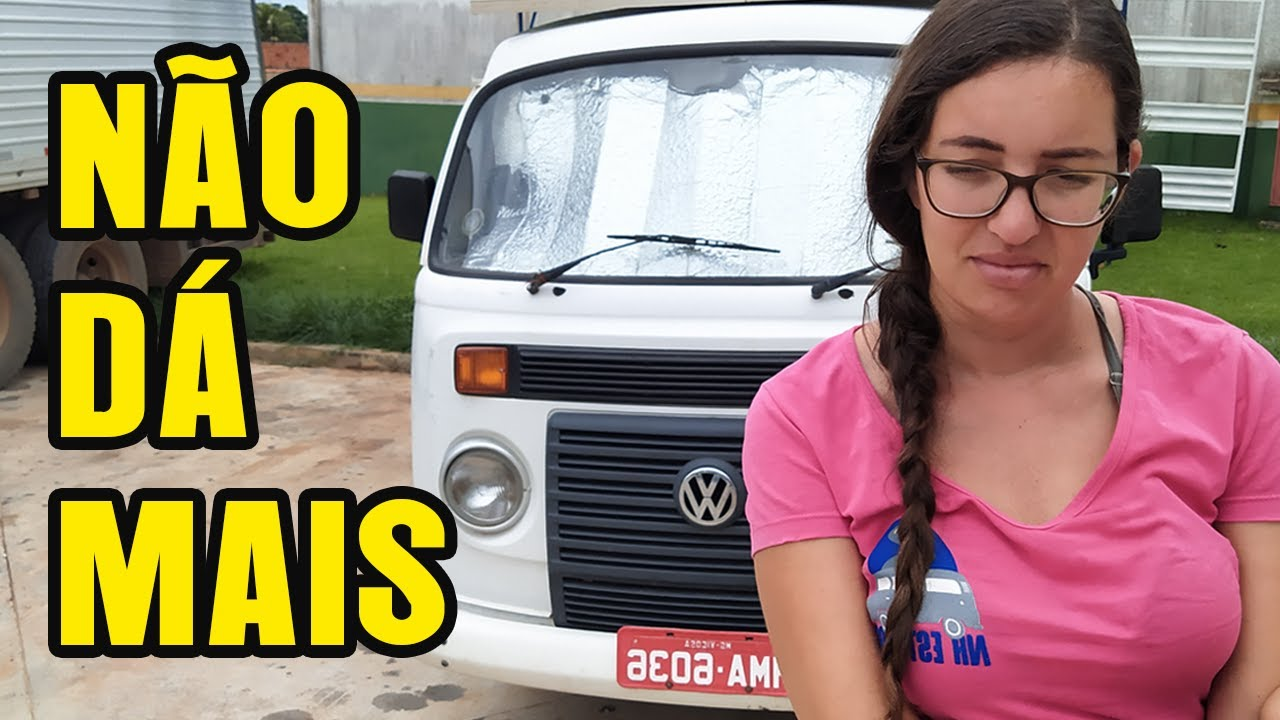 ABANDONAMOS a KOMBI para MORAR em Porto Velho, Rondônia