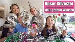 Frohes neues Jahr 2019 😍 Mein Mädchentraum wird wahr! Silvester mit 3 Kindern feiern   Mamiseelen