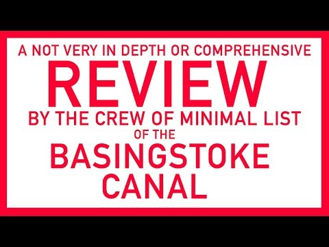 REVIEW 02 THE BASINGSTOKE CANAL