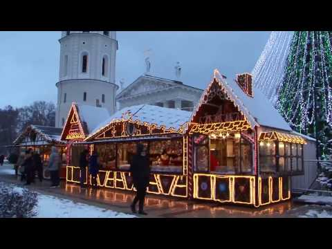Welcome to Vilnius: the happiest European capital and a perfect place for winter holidays!