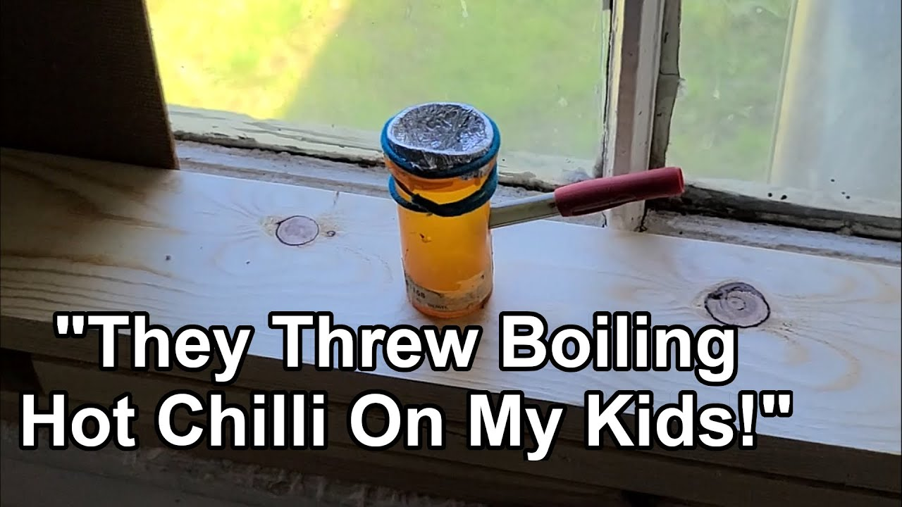 Did my tenants threw boiling hot chili on neighborhood children? (Trashed rental + Full Rehab)
