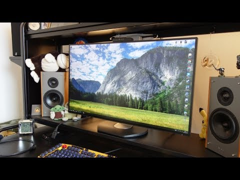 Philips 329P9H review - An overpriced 4K monitor - By TotallydubbedHD