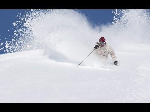 Telemark Skiing at Silverton Mountain in Colorado