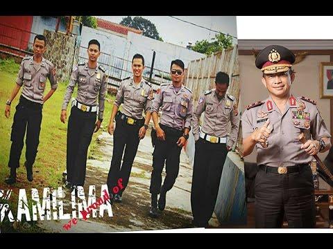 Band Polisi Cianjur KAMILIMA Ciptakan Lagu Rock 'Pemimpin Kami' untuk KAPOLRI Baru Komjen Tito