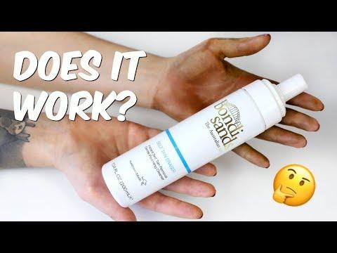 Does the Bondi Sands Self Tan Eraser work? | BN REVIEWS