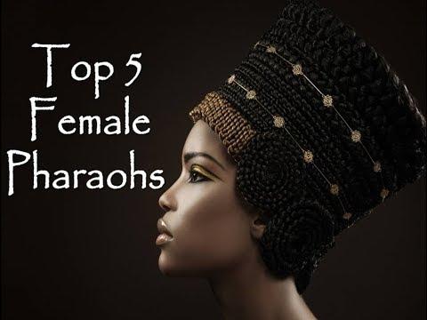 Top 5 Female Pharaohs of Egypt