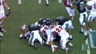 Hawaii Football Scores 34 Points In Second Half Comeback vs. Fresno State