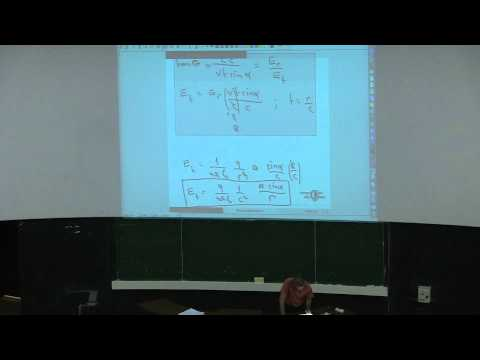 PHYS110 - Electromagnetism - Lecture 24.2