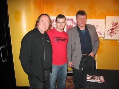 RUE MORGUE CINEMACABRE My Bloody Valentine (1981) Original Cast & Crew Reunion Complete Q&A