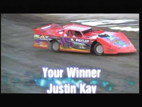Davenport Speedway -  Late Model -  5/24/13