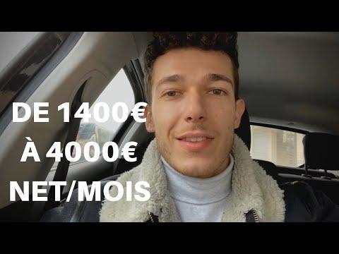 Comment devenir frontalier Suisse (DE 1400€ À 4000€ NET/MOIS)