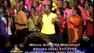 Reggie Gay Gospel Show 39_Word of Faith Cathedral Choir_ song 1