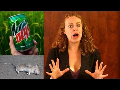 Dead Rat Found in Soda Pop, Mountain Dew Lawsuit, Phosphoric Acid, Food Chemical Info | Psychetruth