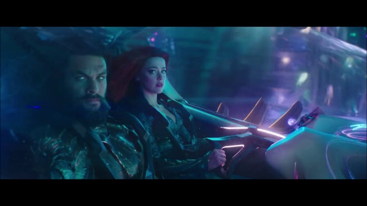 Download Aquaman -  First Contact Tribute