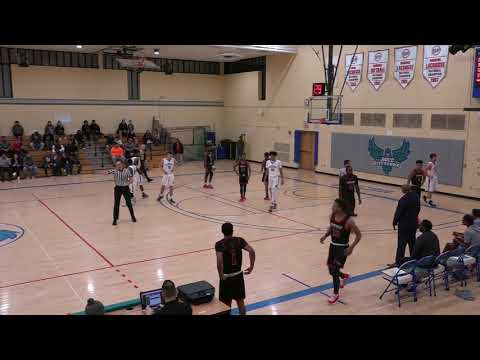 MBKB: 11/28/2018 AACC Riverhawks vs. CCBC Catonsville Cardinals
