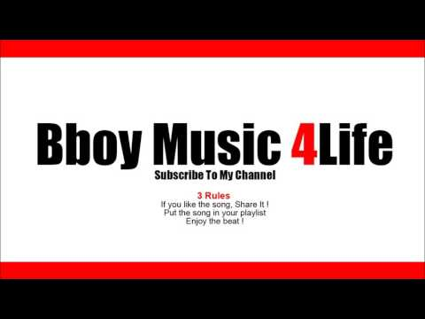 Dj VicFlow - Busta Rhymes, Rohff, Method Man | Bboy Music 4 Life 2016