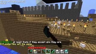 Minecraft Griefing - Boats (LSS Episode 1)