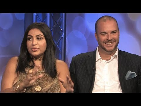 Mercedes Javid, Tommy Frieght on Babies, Wedding and First Time They Had Sex