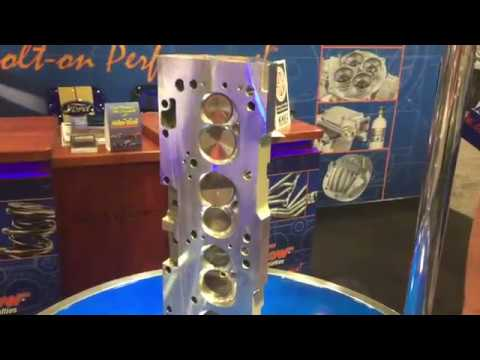 Trick Flow Small Block Mopar Cylinder Head