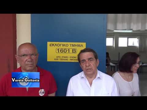 Κώστας Τίγκας για νοθεία στον δήμο Παπάγου   Χολαργού 26- 05- 2016