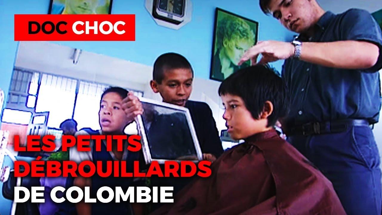 Les petits débrouillards de Colombie