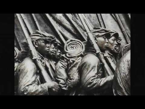 Robert Gould Shaw And The 54th Massachusetts Regiment Memorial