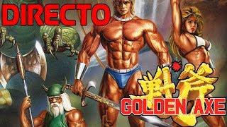 Vídeo Sega Vintage Collection: Golden Axe XBLA