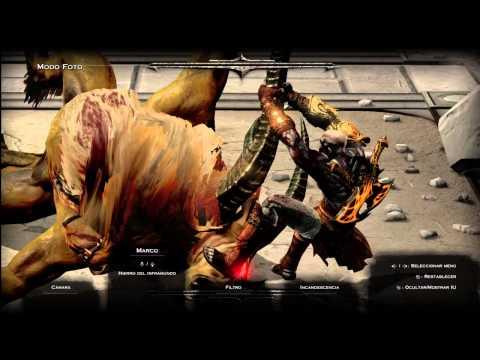 God Of War® III Remasterizado_COMO USAR MODO FOTO